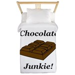 Chocolate Junkie Twin Duvet