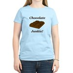 Chocolate Junkie Women's Light T-Shirt