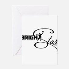 Bright Star Fitness Greeting Cards