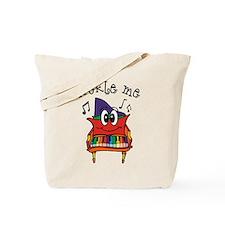 Tickle Me Piano Tote Bag