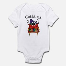 Tickle Me Piano Infant Bodysuit