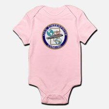 USS Enterprise (CVN-65) Infant Bodysuit