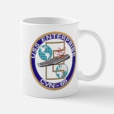 USS Enterprise (CVN-65) Mug