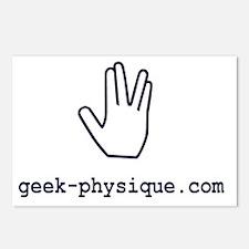 Sci-Fi Geek Postcards (Package of 8)