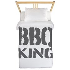 BBQ king Twin Duvet