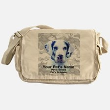 Personalize Pet Gifts! Messenger Bag