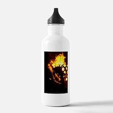 Flaming Dragon Water Bottle