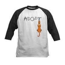 Adopt Cats Rusty™ Baseball Jersey