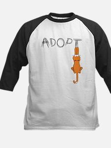 Adopt Cats Rusty™ Baseball Jersey