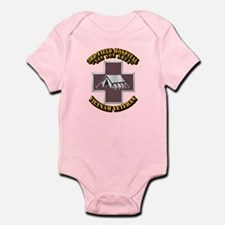 DUI - 3rd Field Hospital Infant Bodysuit