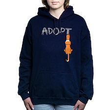 Adopt Cats Rusty™ Hooded Sweatshirt