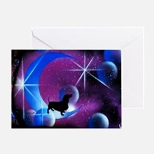 Dachshund Dreams Greeting Card