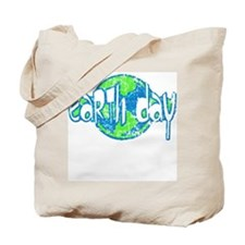 Earth Day e6 Design Tote Bag