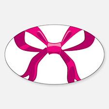 Pink Ribbon Decal