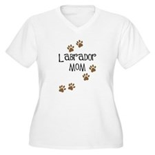 Labrador Mom T-Shirt