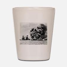 Pearl Harbor Shot Glass