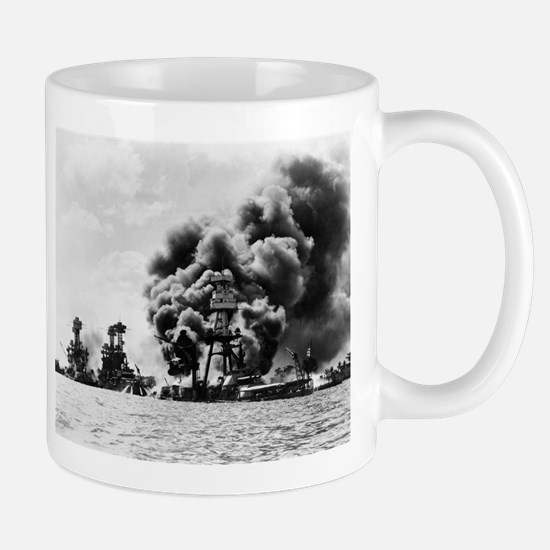 Pearl Harbor Mugs