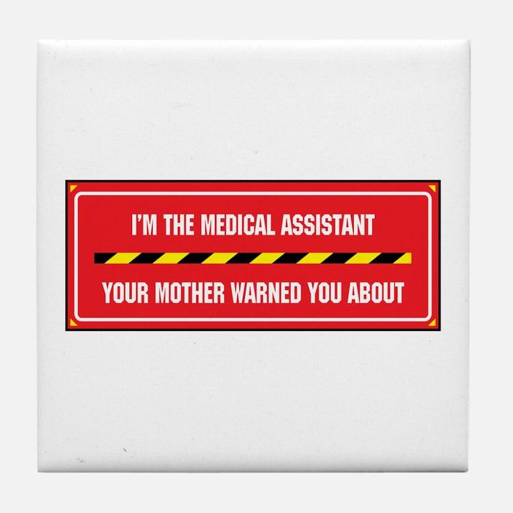 I'm the Assistant Tile Coaster