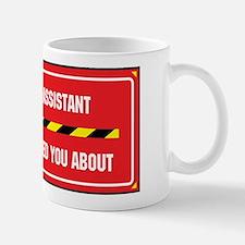 I'm the Assistant Mug