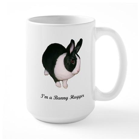 Dutch Bunny Hugger Mugs