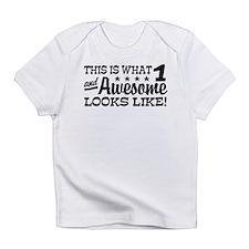 Unique Dinosaur first Infant T-Shirt