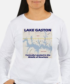 lakemap Long Sleeve T-Shirt
