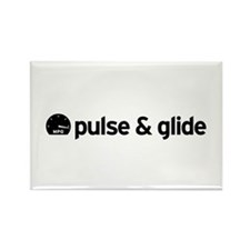 Pulse and Glide Rectangle Magnet