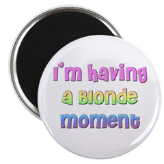 The Blonde's Magnet