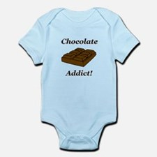 Chocolate Addict Infant Bodysuit