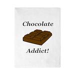 Chocolate Addict Twin Duvet