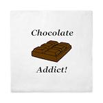 Chocolate Addict Queen Duvet