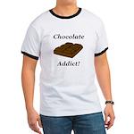 Chocolate Addict Ringer T