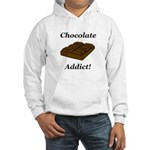 Chocolate Addict Hooded Sweatshirt