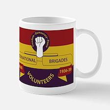 International Brigades of Spanish Civil Mug