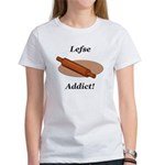 Lefse Addict Women's T-Shirt