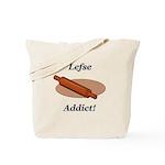 Lefse Addict Tote Bag