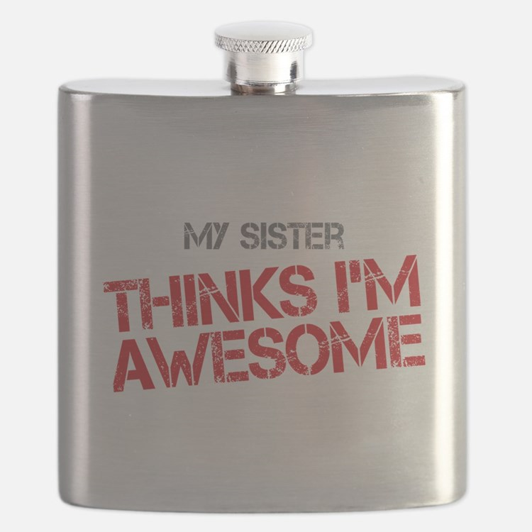 Sister Awesome Flask