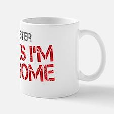 Sister Awesome Small Small Mug