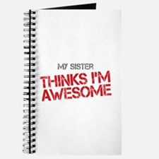 Sister Awesome Journal