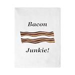 Bacon Junkie Twin Duvet