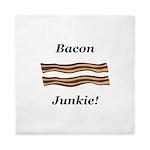 Bacon Junkie Queen Duvet