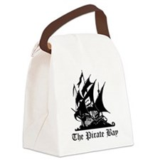 The Pirate Bay Canvas Lunch Bag