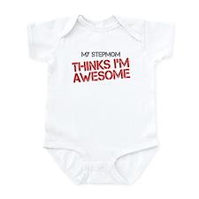 Stepmom Awesome Infant Bodysuit