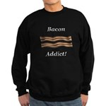 Bacon Addict Sweatshirt (dark)