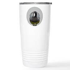 Contemplative Coot Travel Mug