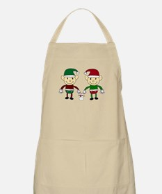 Christmas Elves Apron