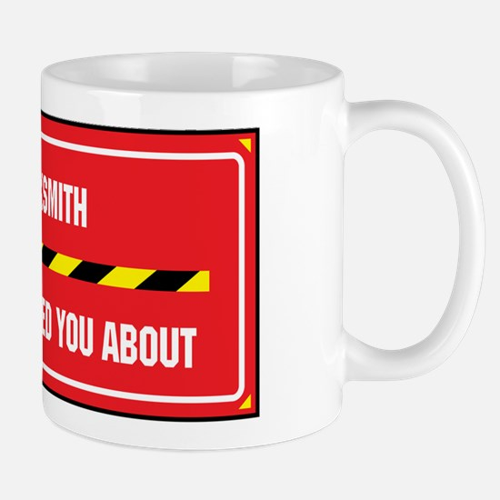 I'm the Locksmith Mug