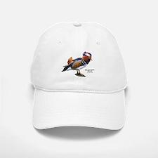 Mandarin Duck Baseball Baseball Cap