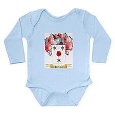 De Cola Long Sleeve Infant Bodysuit