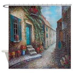 Tuscany Shower Curtain